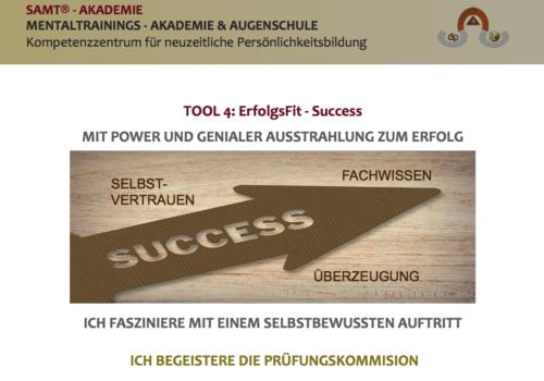 Tool 4 - ErfolgsFit